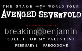 Avenged Sevenfold - The Stage World Tour