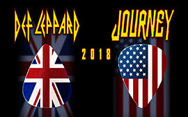 Def Leppard & Journey