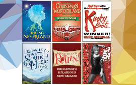 2018-19 Broadway Season Subscription