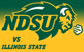NDSU Football vs. Illinois State