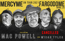 MercyMe - CANCELLED