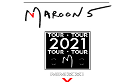 Maroon 5 '2020 Tour' RESCHEDULED To 2021