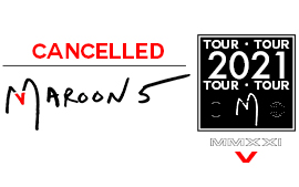 CANCELLED - Maroon 5