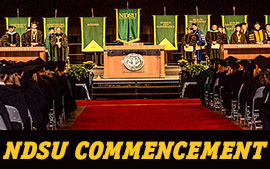 NDSU Spring Commencement