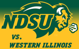 NDSU Football vs. Western Illinois