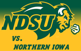 NDSU Football vs. Northern Iowa