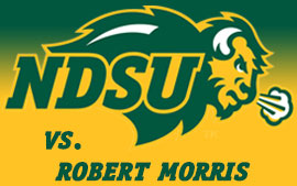 NDSU Football vs. Robert Morris