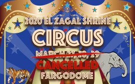 El Zagal Shrine Circus - Cancelled