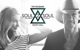 Tim McGraw & Faith Hill - Soul2Soul Tour