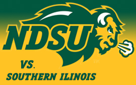 NDSU Football vs. Southern Illinois