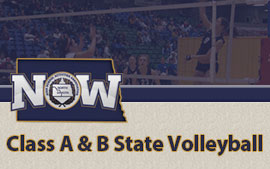 State Class A and B Volleyball Tournament