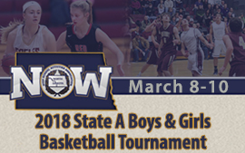 2018 State A Boys & Girls Basketball Tournament