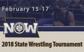 2018 State Wrestling Tournament