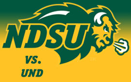 NDSU Football vs. North Dakota