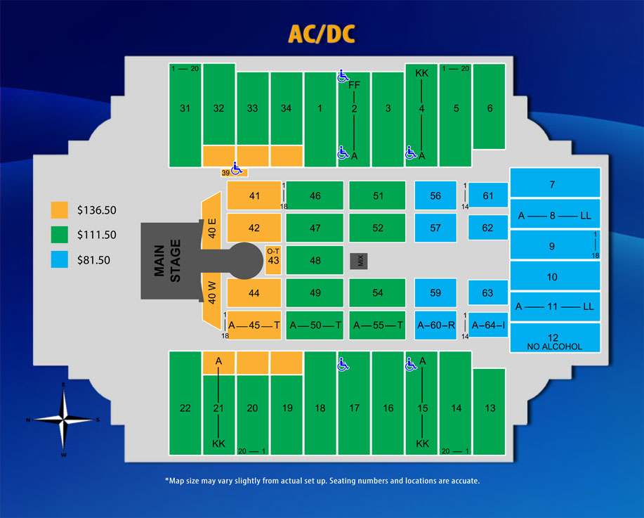 fargodome seating map – swimnova.com Justin Timberlake Homes