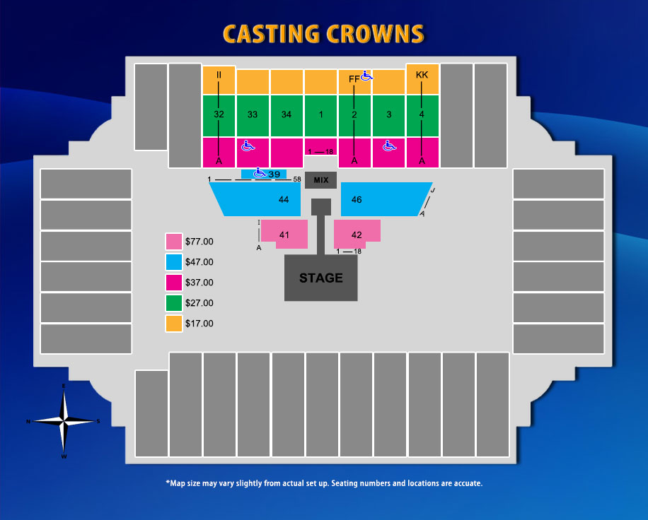 Casting-Crowns Map2016