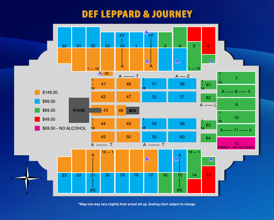 Def Leppard Journey Map1