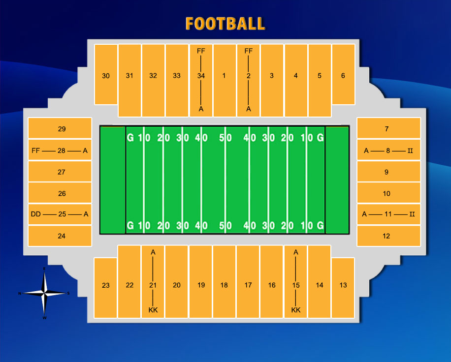 Seating | FargoDome
