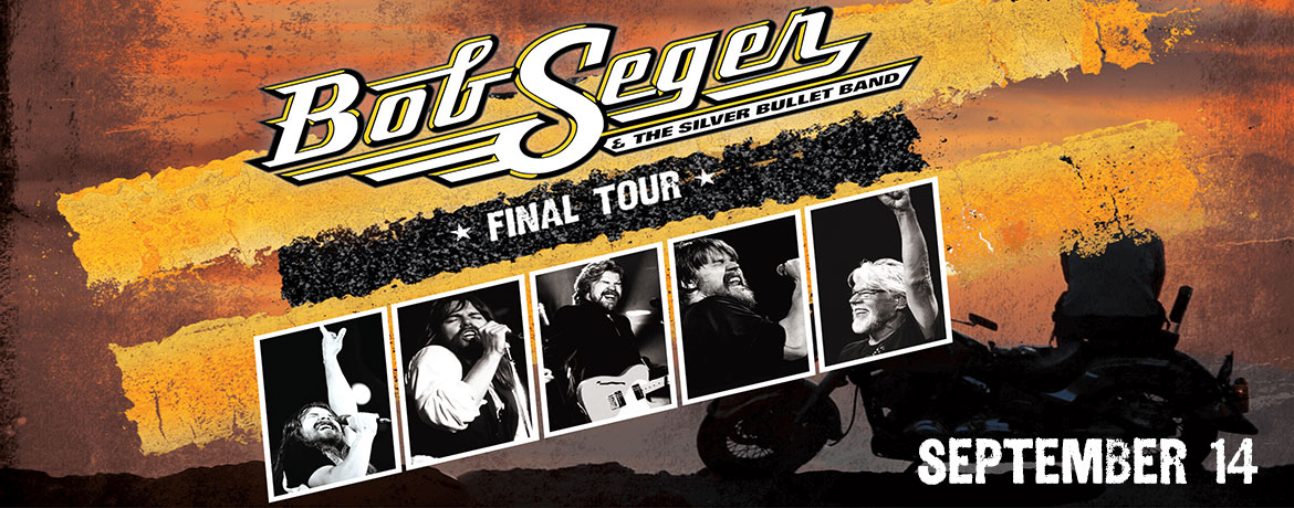 Event Promotional Photo: BobSeger_1170X460
